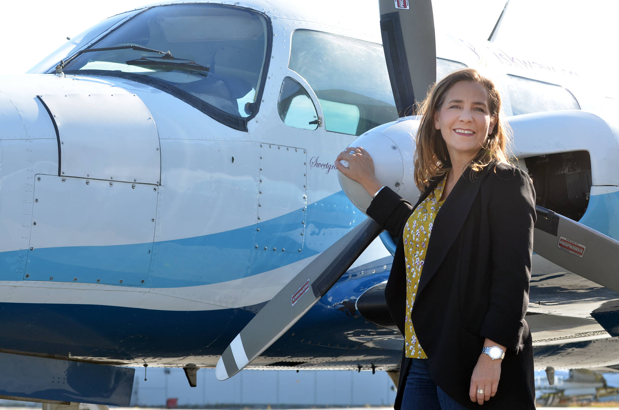 1st Indigenous woman to start Canadian airline looks to B.C.'s remote regions